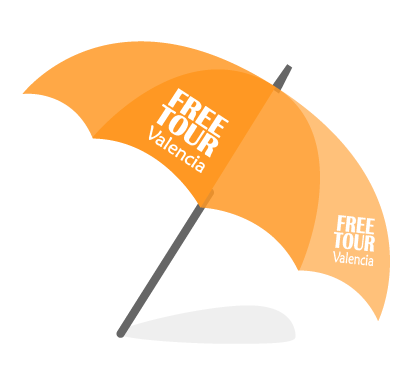 Umbrella Free Tour Valencia