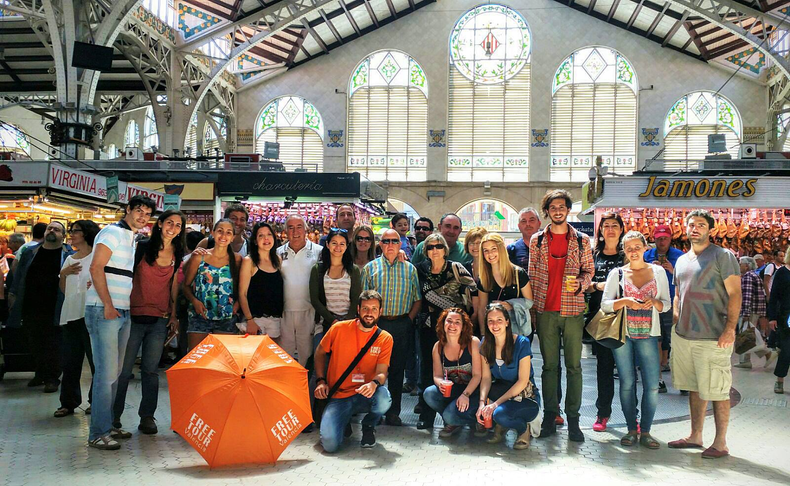 free walking tour valencia