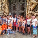 valencia walking tour