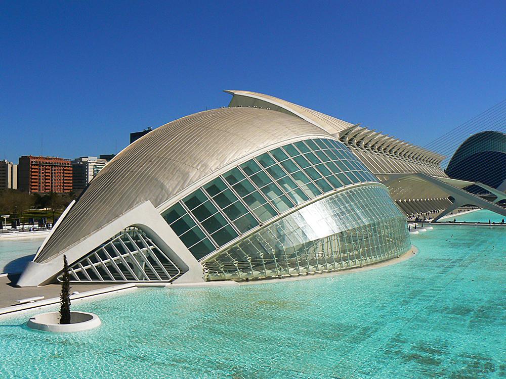 Visita Guiada Ciudad Artes Ciencias Guías En Idiomas Para Visita Privada Free Tour Valencia