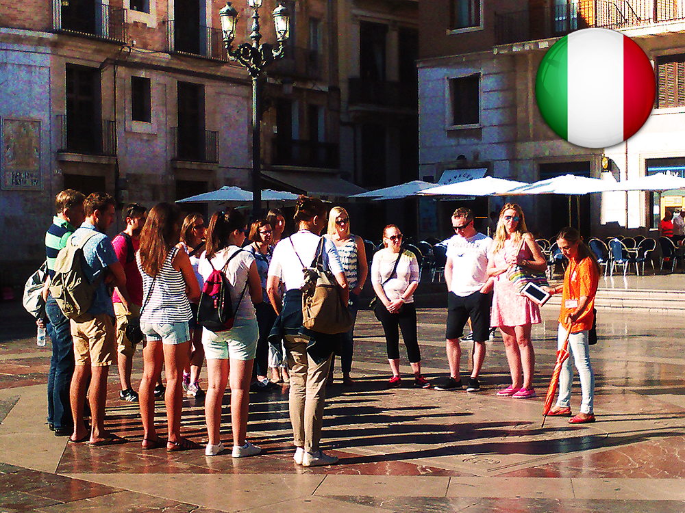 visita piedi di valencia